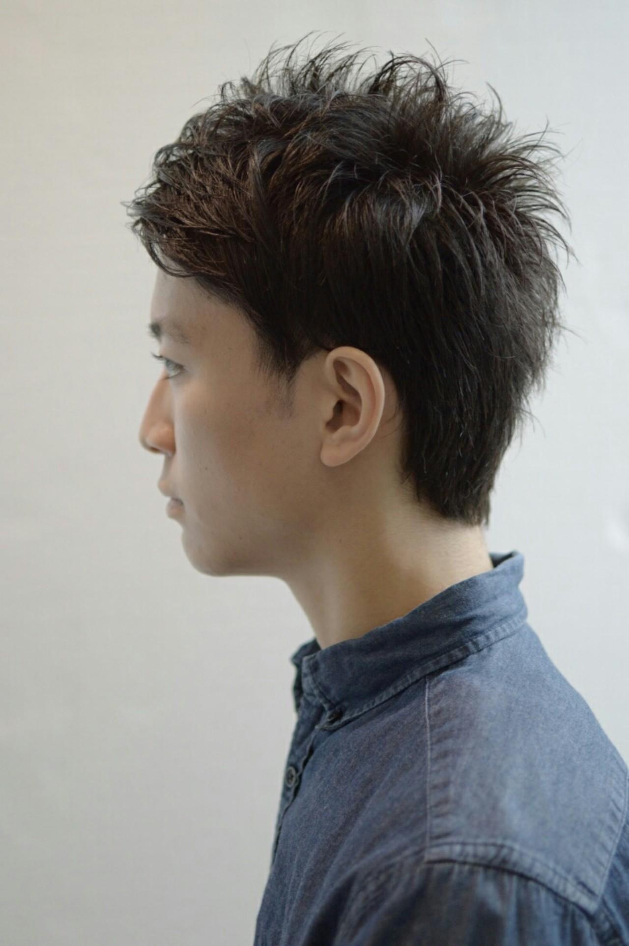 カレがもーっとイケメンに♡彼氏にしてほしいメンズヘアスタイルはこれだ! 萩原 翔志也/vicca