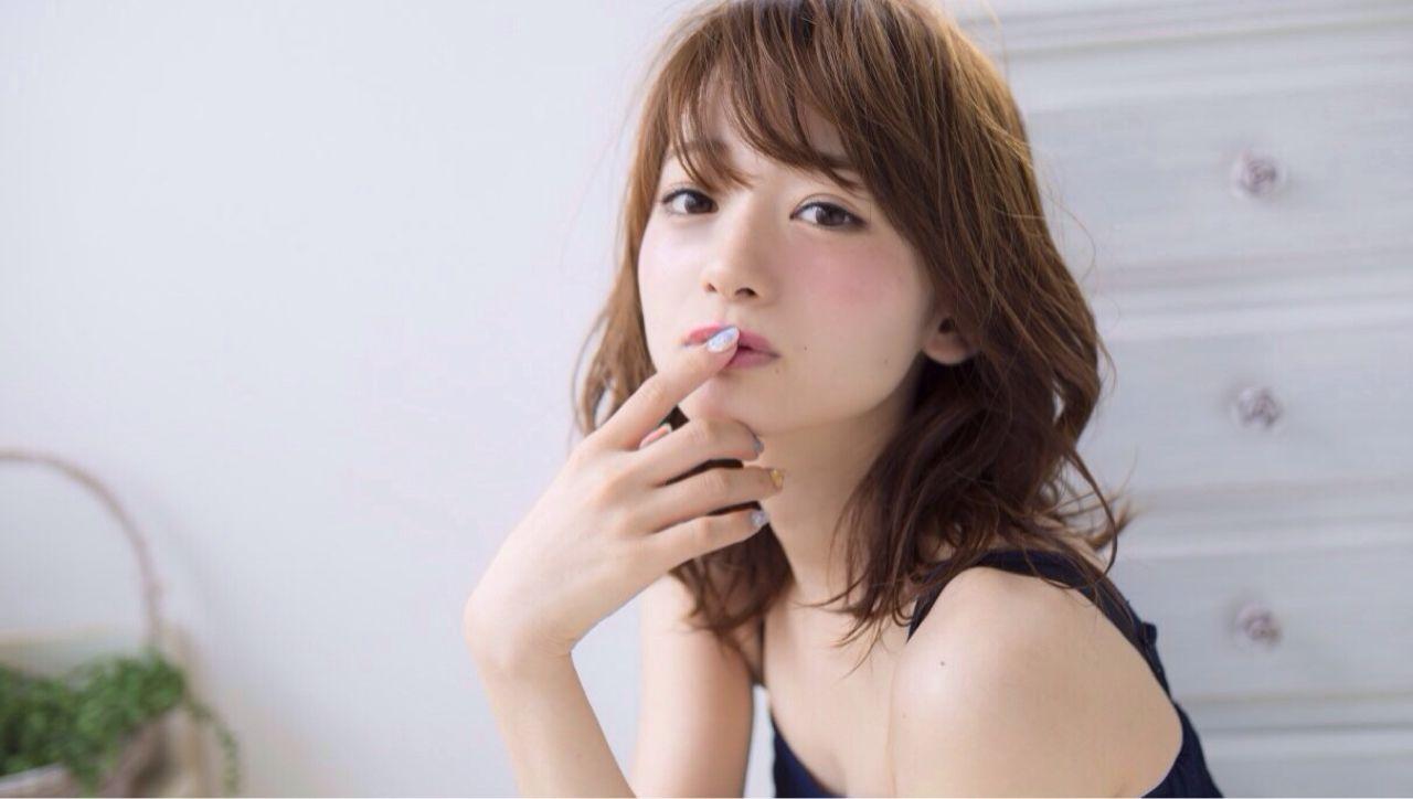 ザクザクがおしゃれ♡「シースルーバング」「ザクザクバング」でサクッとイメチェン☆ 藤咲 あき