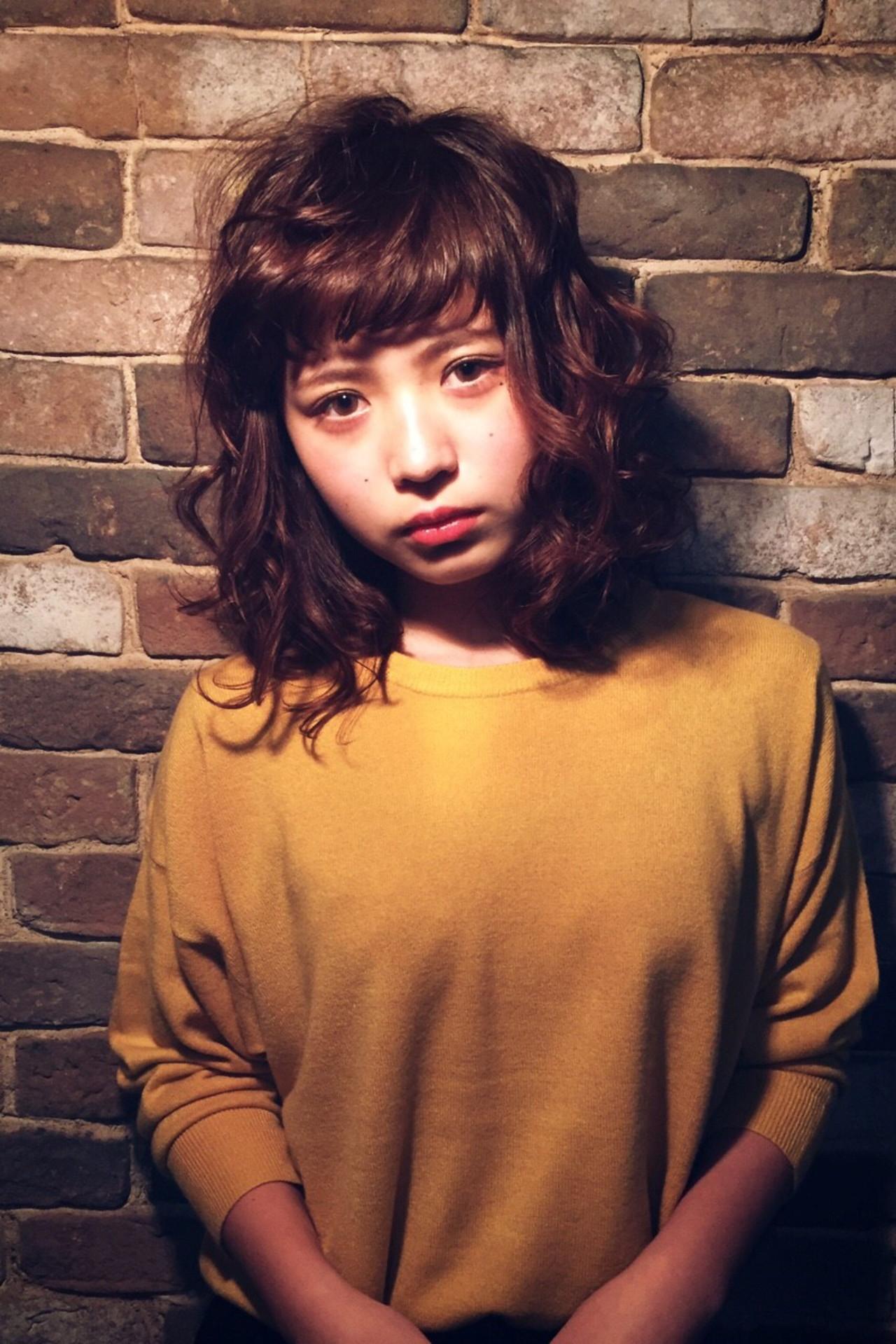 "♡LOVE UP HAIR♡VOCE編集部が選ぶ""プチワイドバング""のベスト5を発表! ホンダ ワタル/SORA"