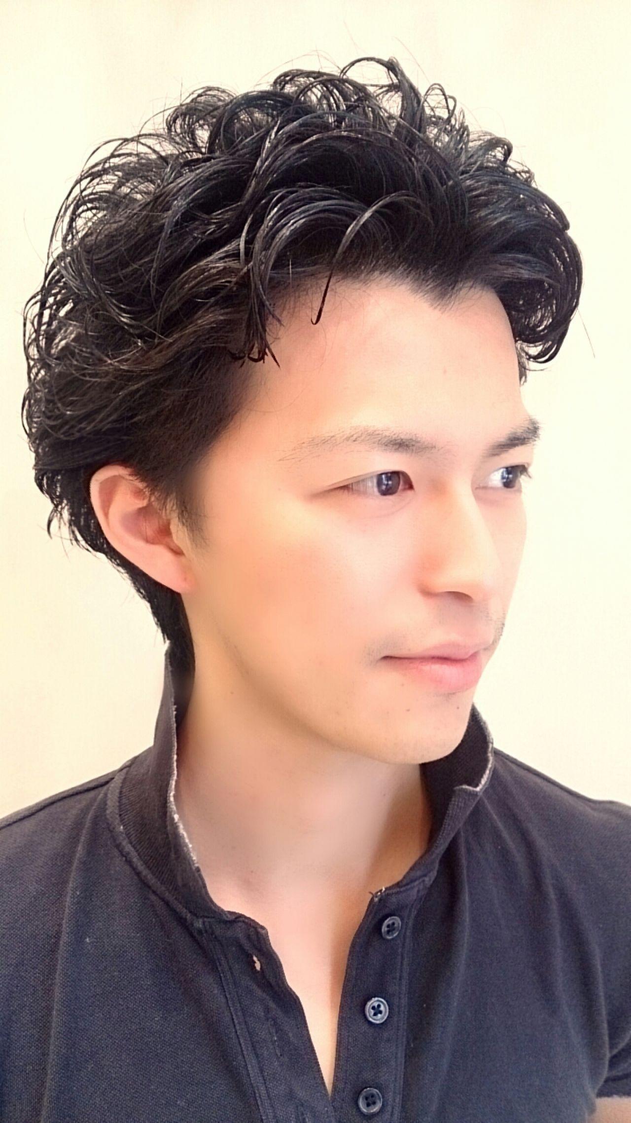 カレがもーっとイケメンに♡彼氏にしてほしいメンズヘアスタイルはこれだ! 横徳憲史