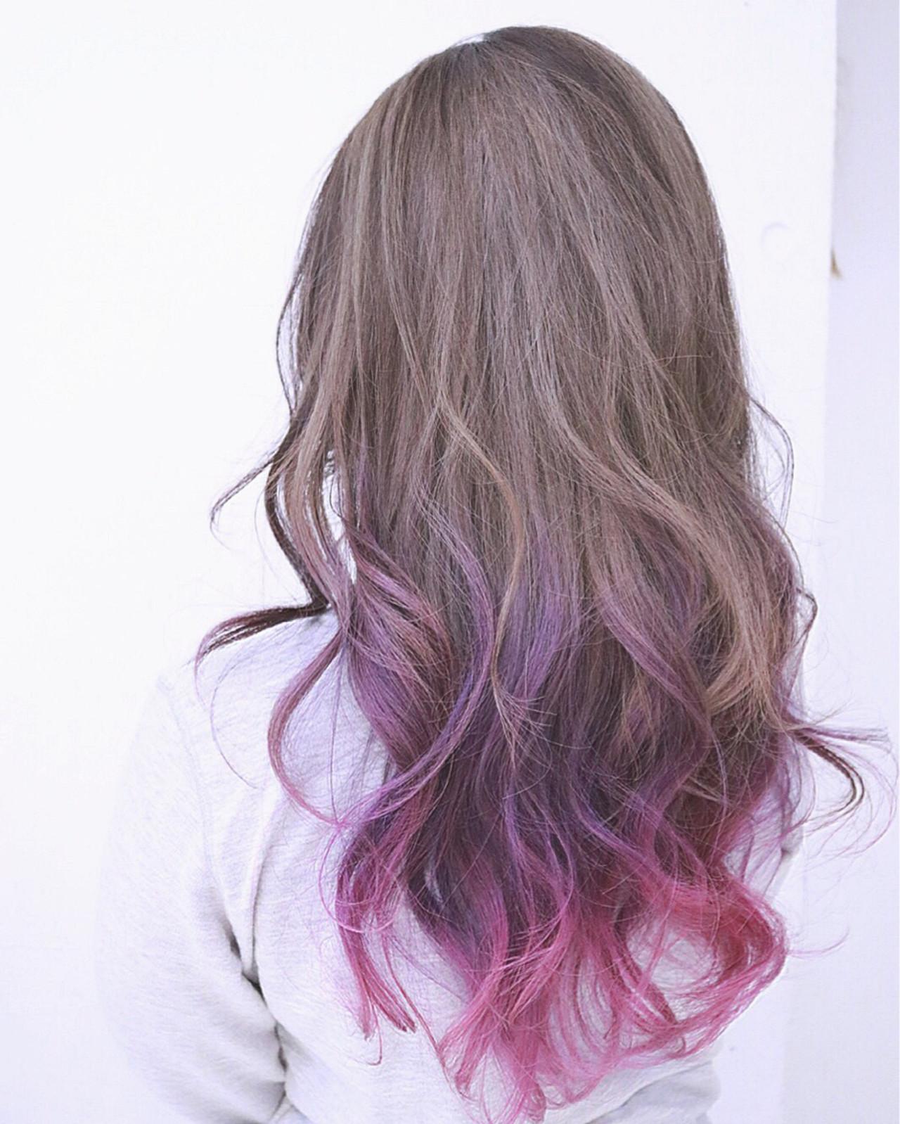 髪、切る前に遊んでみない?毛先○cmの春色ピンクがマンネリ気分にサヨナラを告げる♡ 高田 ゆみこ
