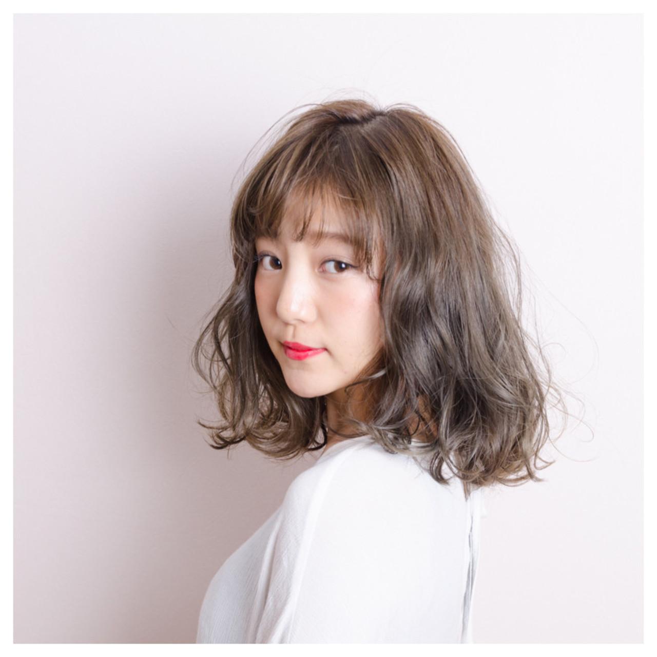 ザクザクがおしゃれ♡「シースルーバング」「ザクザクバング」でサクッとイメチェン☆ muchun.