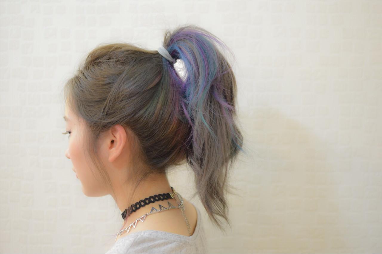 一度でいいから真似してみたい!遊びゴコロ溢れる究極のヘアカラーカタログ☆ AkaneDirection