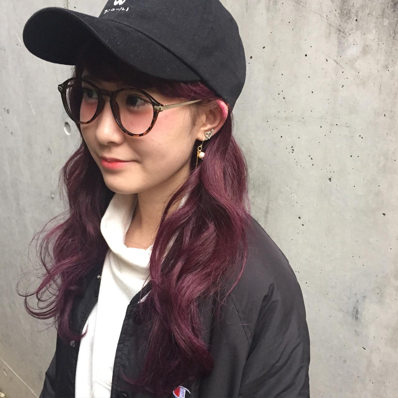 一度でいいから真似してみたい!遊びゴコロ溢れる究極のヘアカラーカタログ☆ 吉岡 久美子 / Ravo HAIR