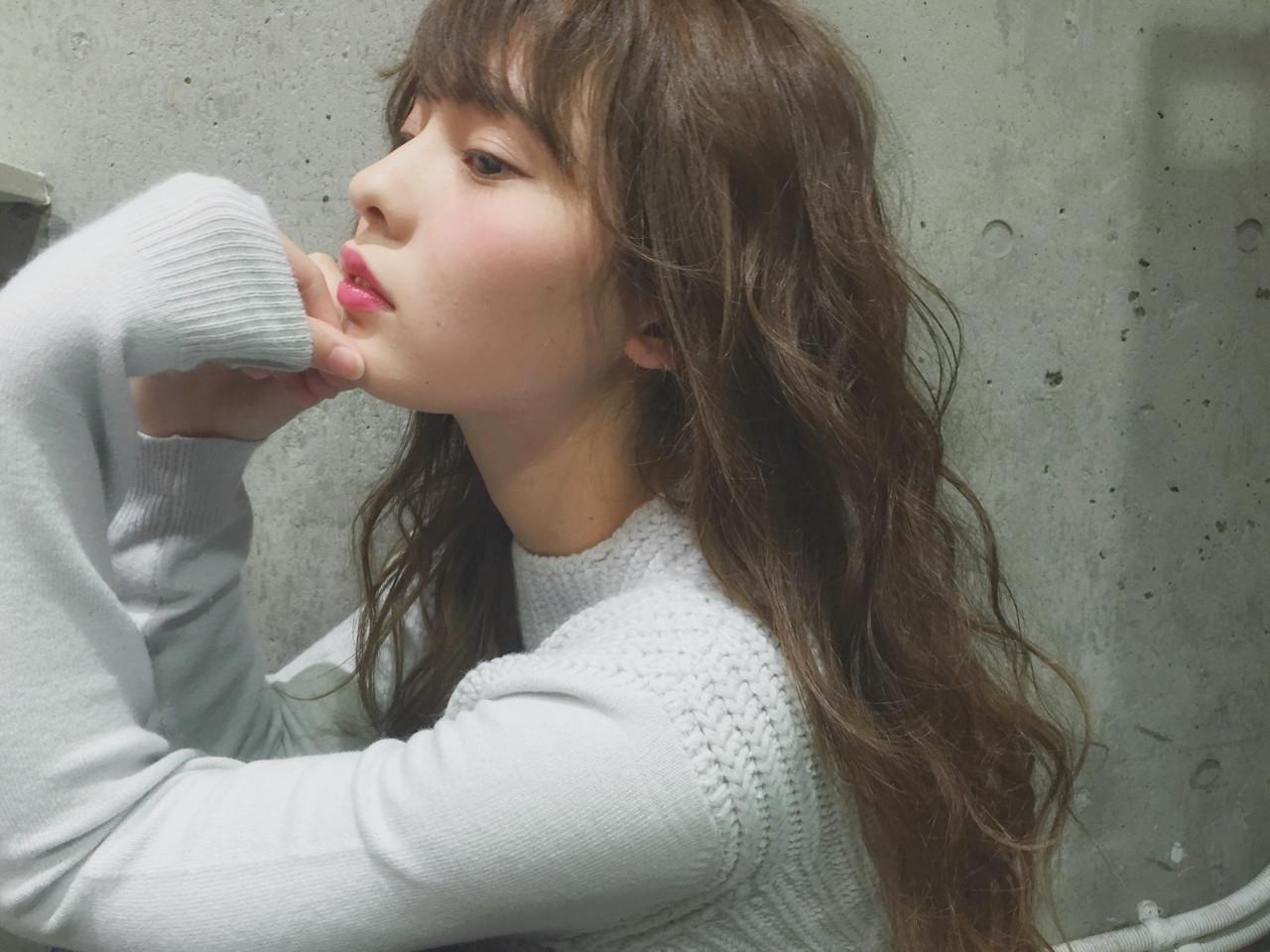 ザクザクがおしゃれ♡「シースルーバング」「ザクザクバング」でサクッとイメチェン☆ 兼井 遼