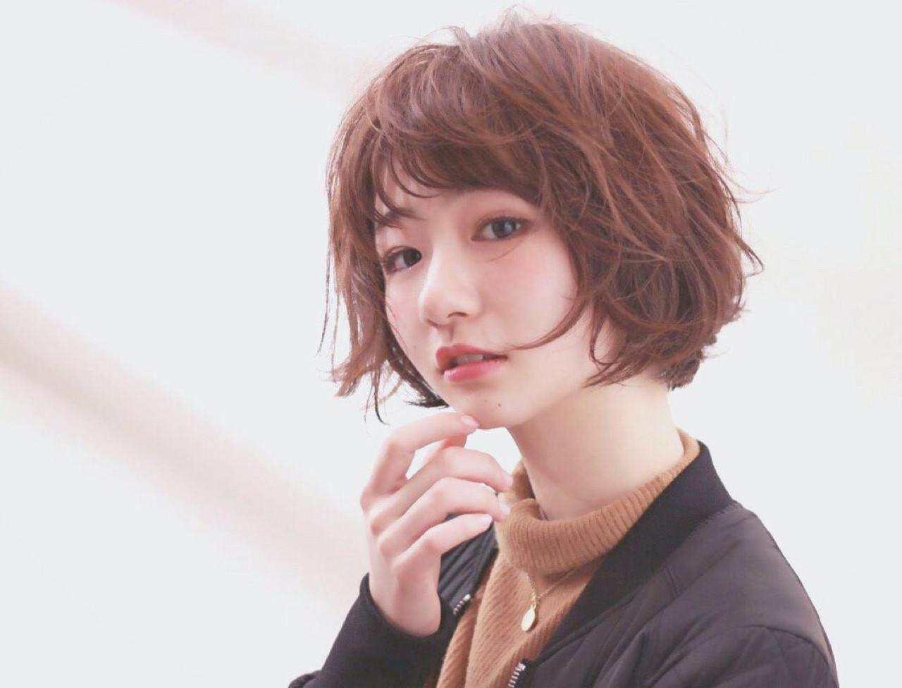 ショートヘアに新常識!外ハネミックスが可愛いってウワサ♡ 宮川 勇人 / ZACC