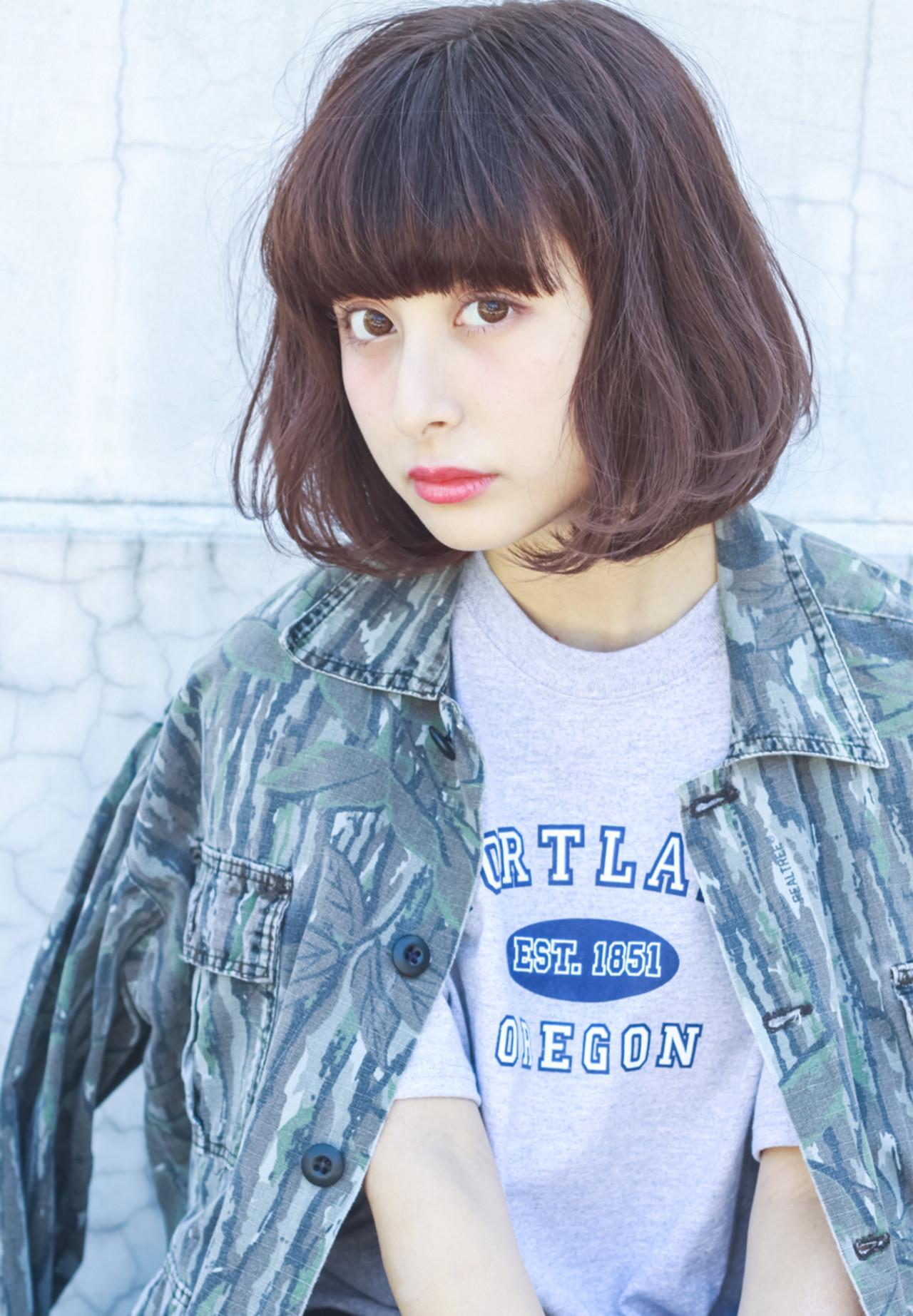 大注目の暗髪×グラデーションまとめ♡ポイントは毛先とハイライト 山田 大夢