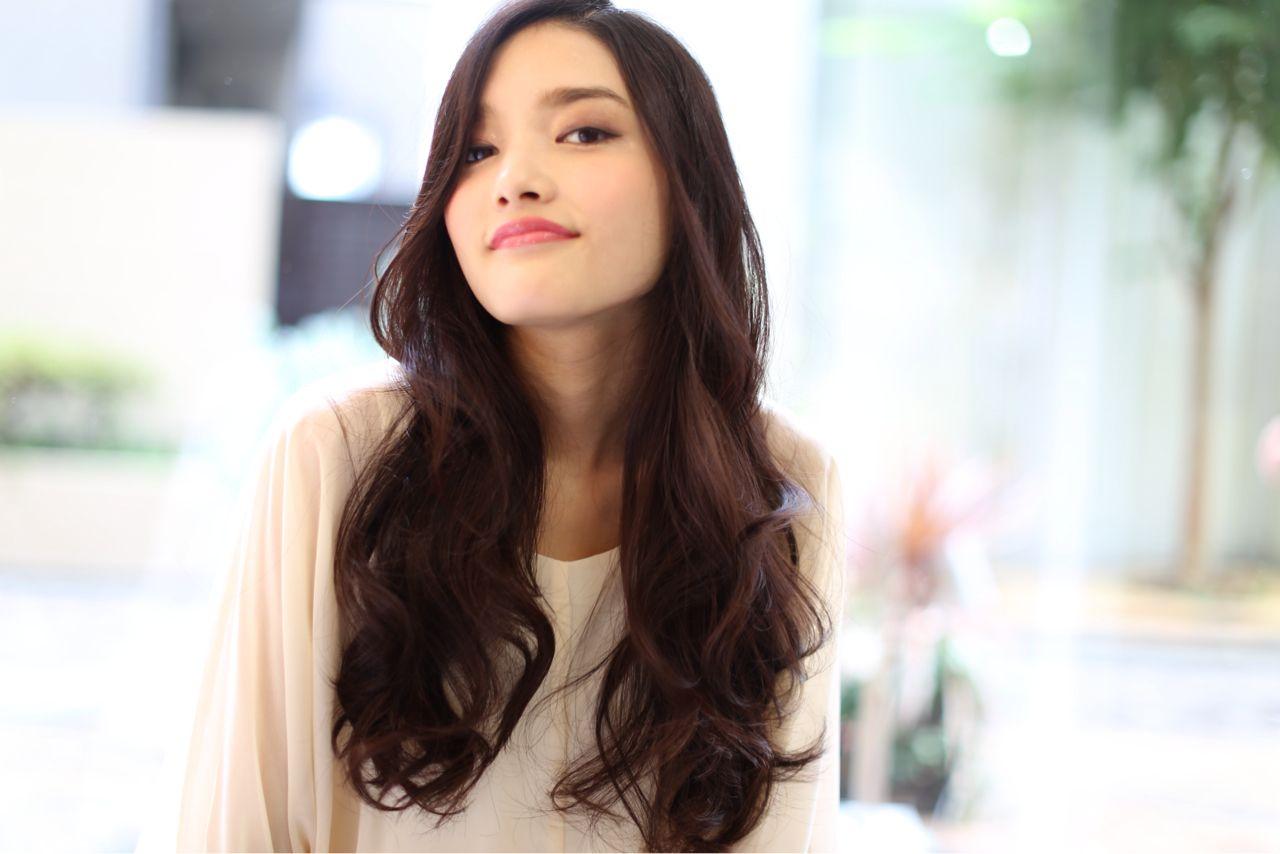 【ロング編】秋冬はこの色で決まり♡アッシュで作る暗髪が可愛すぎる Digz hair 今林 覚
