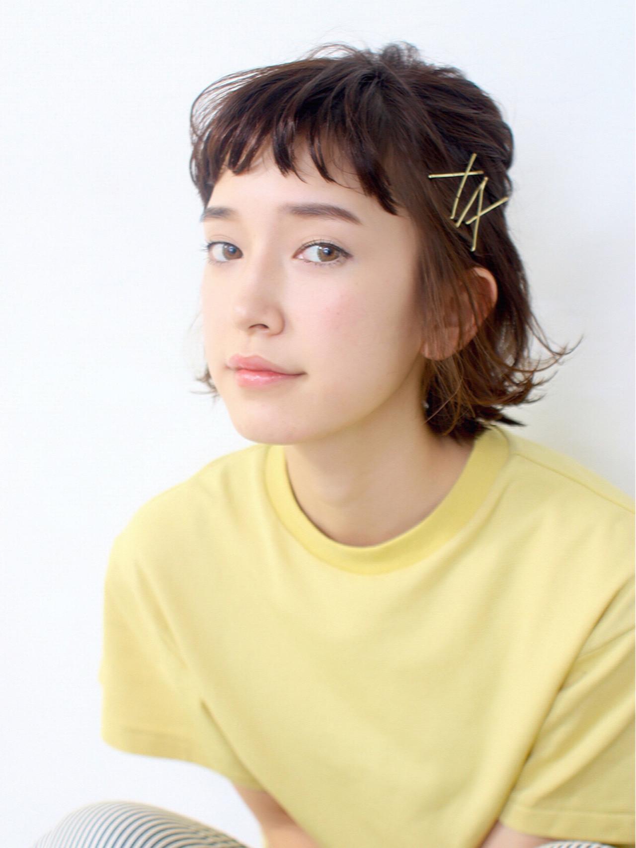 【2016夏ヘアアレンジ特集】ショートヘアでもできるアレンジ♡この夏のスタイル可愛さ倍増しちゃえ♪ 三好 佳奈美