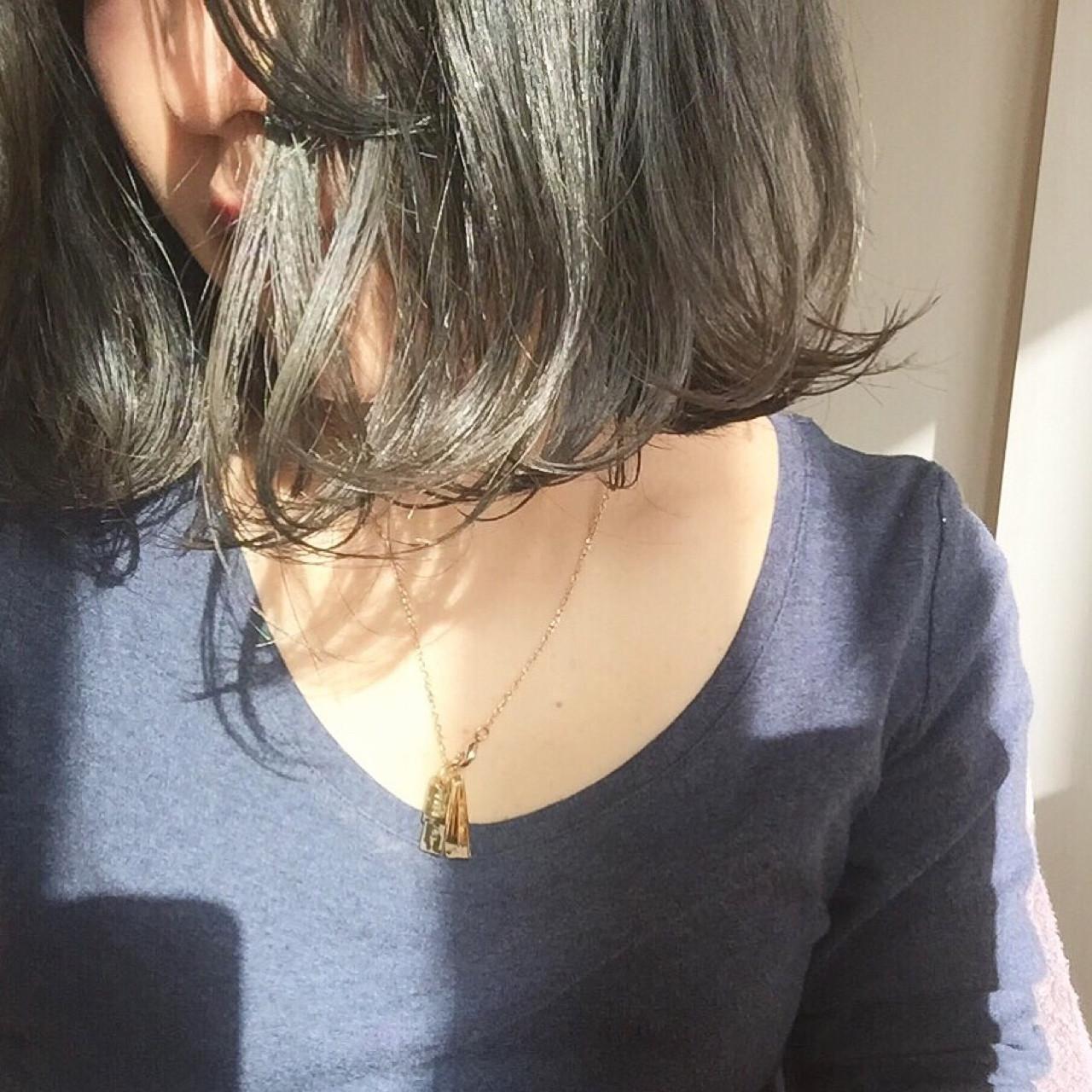 """秋を先取りするなら""""髪色は暗め""""でお洒落な秋色に♡ Takuya Nakazawa"""