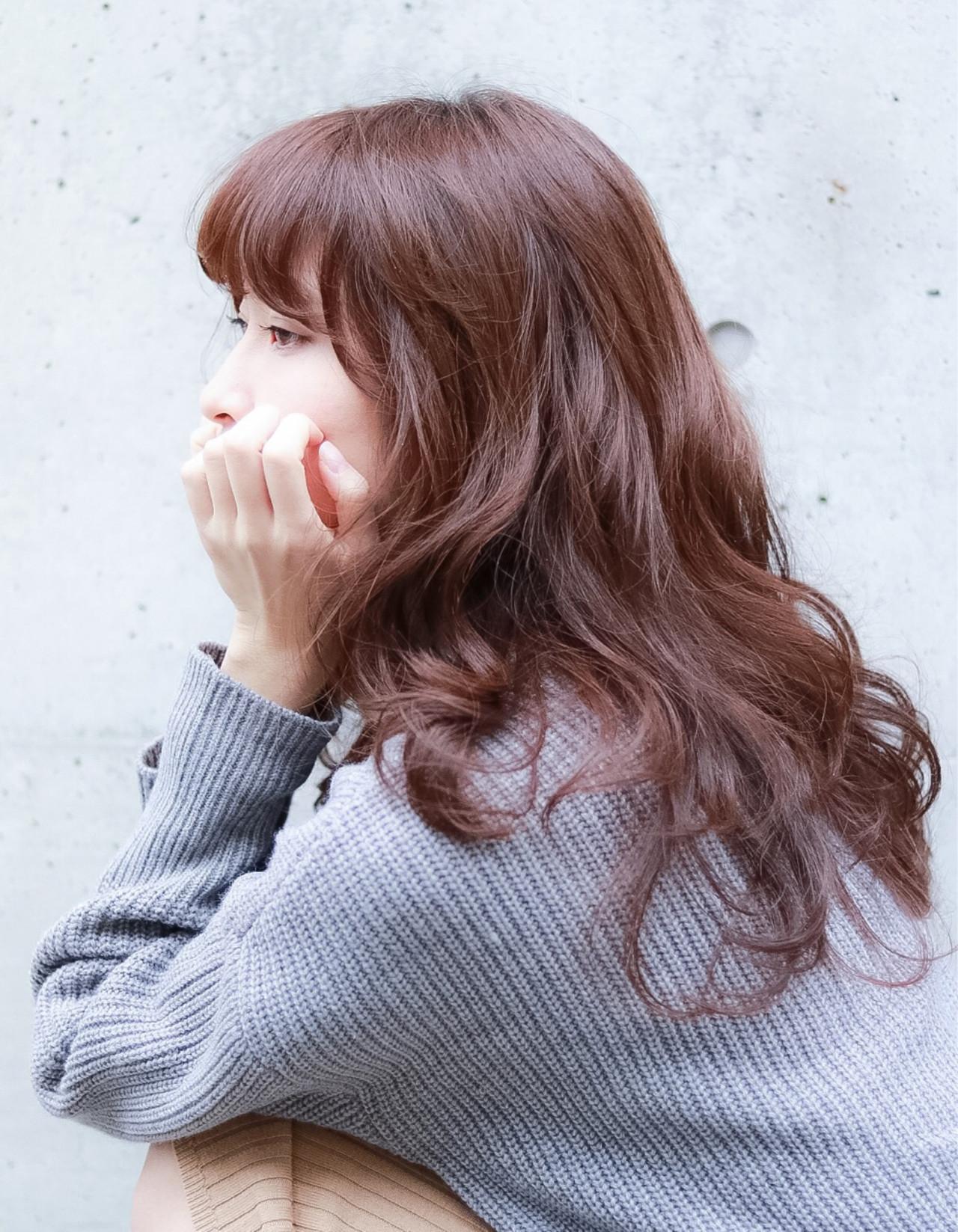 気になるカレを絶対オトす!恋するワタシはチョコ色ヘアで勝負♡ 田村 恵介 / PLACE IN THE SUN