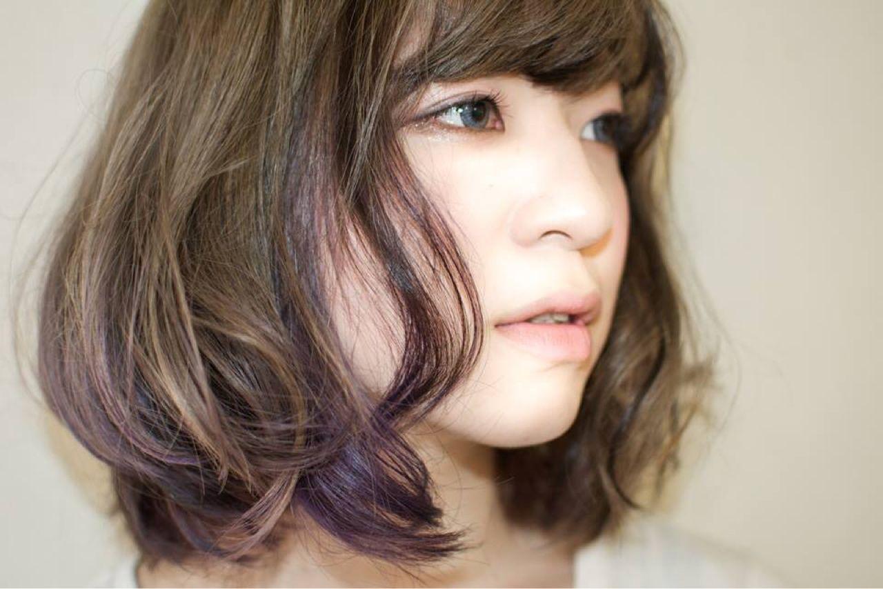 ショートカットの魅力UPはグラデーションカラーで!髪色の魔法で変身♡ 田渕 英和/vicushair