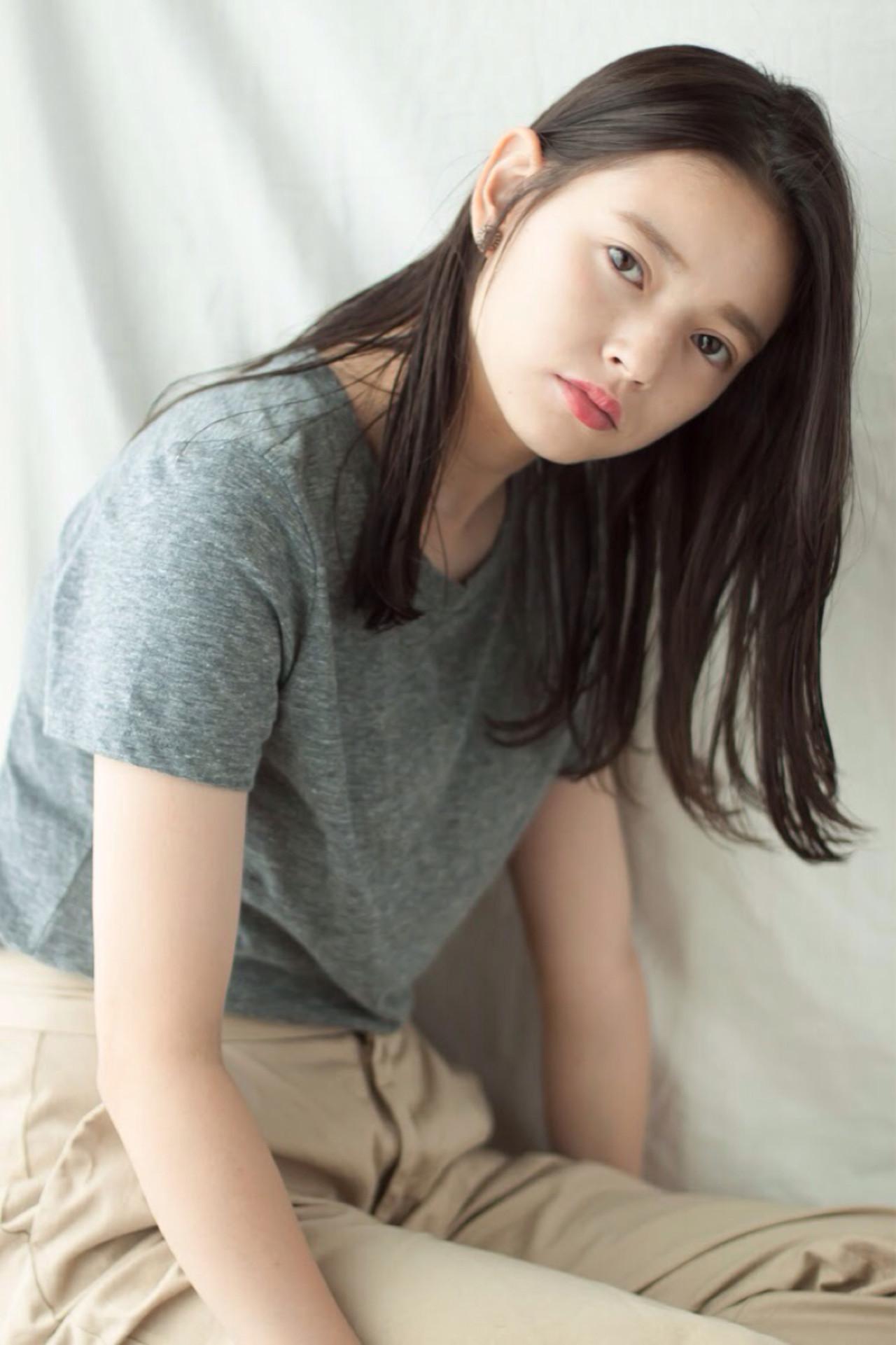 2016年春夏トレンド大特集☆センターパートがオトナの魅力♡ 日野 達也/BellaDolce