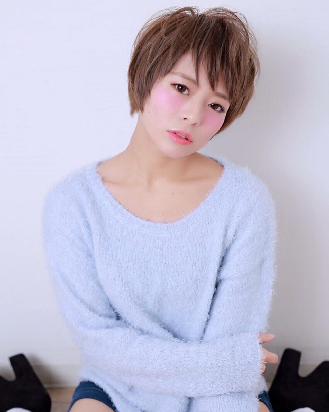 ジェンダーレス女子は中性的な髪型が決め手♡テイスト別にスタイル紹介
