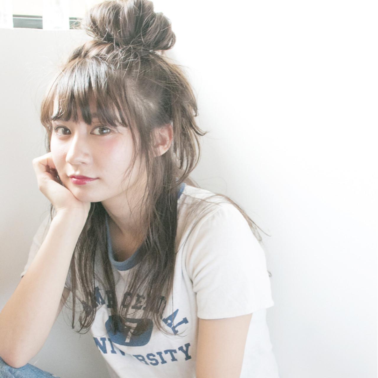 たったの3分!超簡単アレンジ「メッシーバン」がこなれ感のカギ♡ 岩崎望