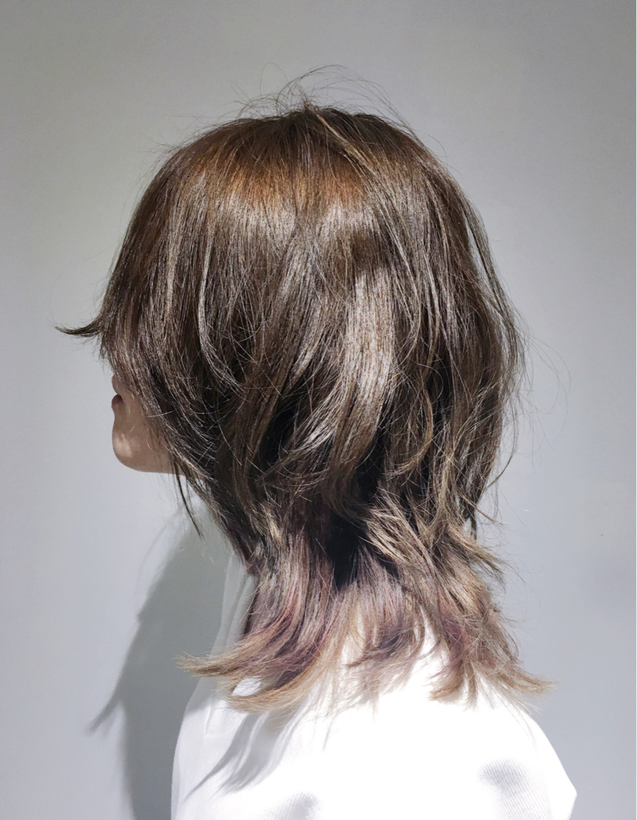 女子のモテる髪型はずばりミディアムレイヤー♡人気のヒケツに迫ります! Sachiko Handa