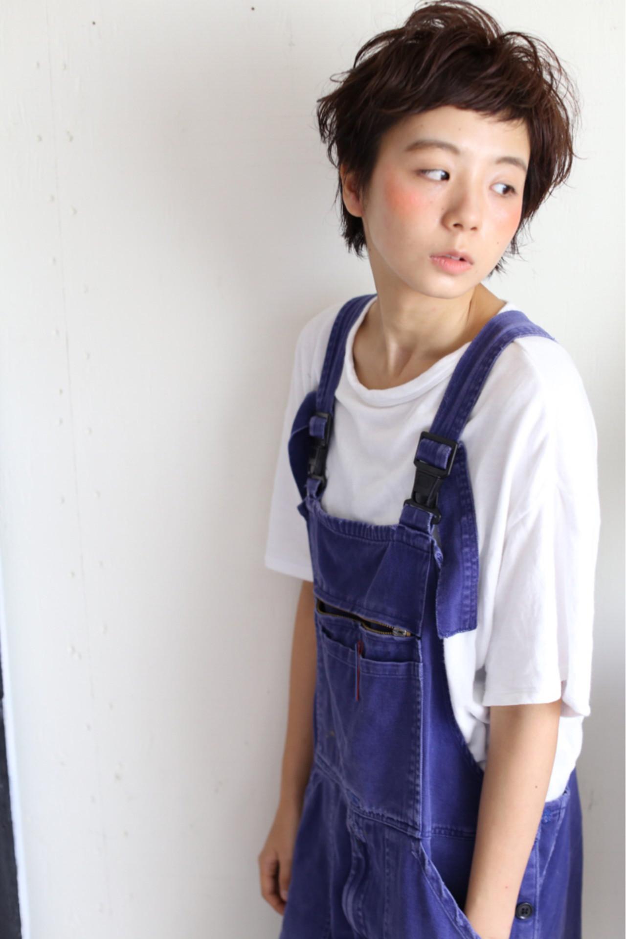 ジェンダーレス女子は中性的な髪型が決め手♡テイスト別にスタイル紹介! 黒田 卓磨/musashi