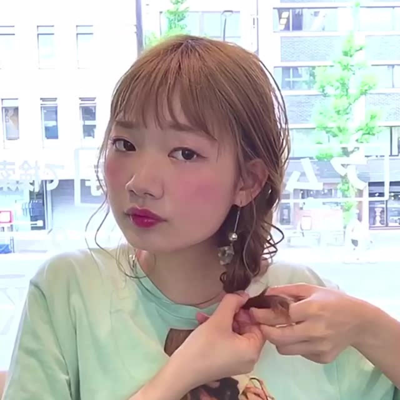 【髪型別】女子のためのキャップのかぶり方♡前髪・お団子・巻き髪…使えるtips集 美容師 HIRO