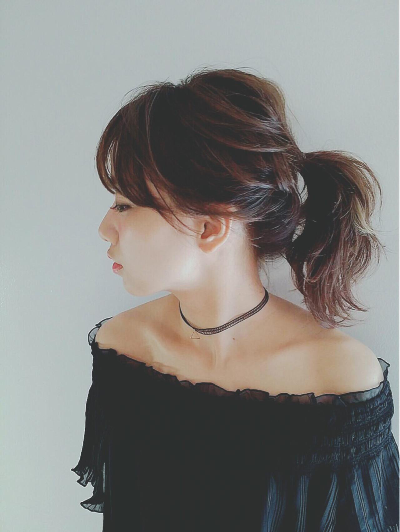 【2016夏】暑さを乗り切る最強の味方ポニーテール♡定番から最新のヘアアレンジお見せします! Mikity