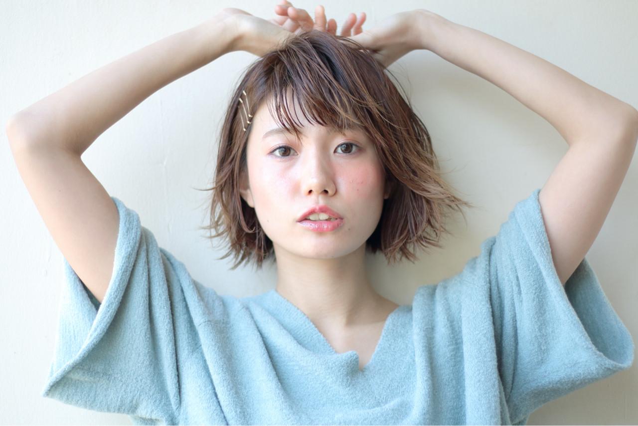 ショートヘアに新常識!外ハネミックスが可愛いってウワサ♡ 阿部隆幸