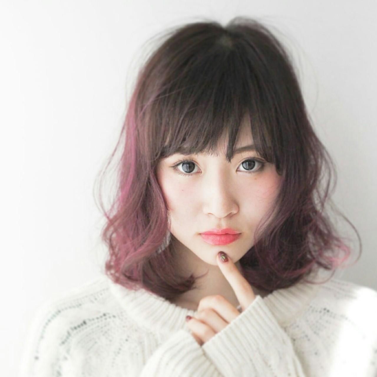 一度でいいから真似してみたい!遊びゴコロ溢れる究極のヘアカラーカタログ☆ 仲澤武