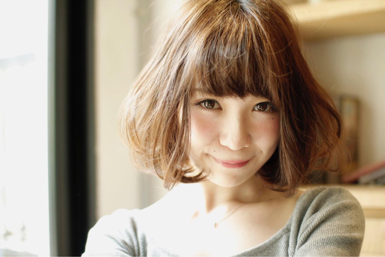 """髪型で小顔に見える""""3つのテクニック""""♡このテクさえ掴めばアナタも明日から小顔美人に。 山口靖司"""