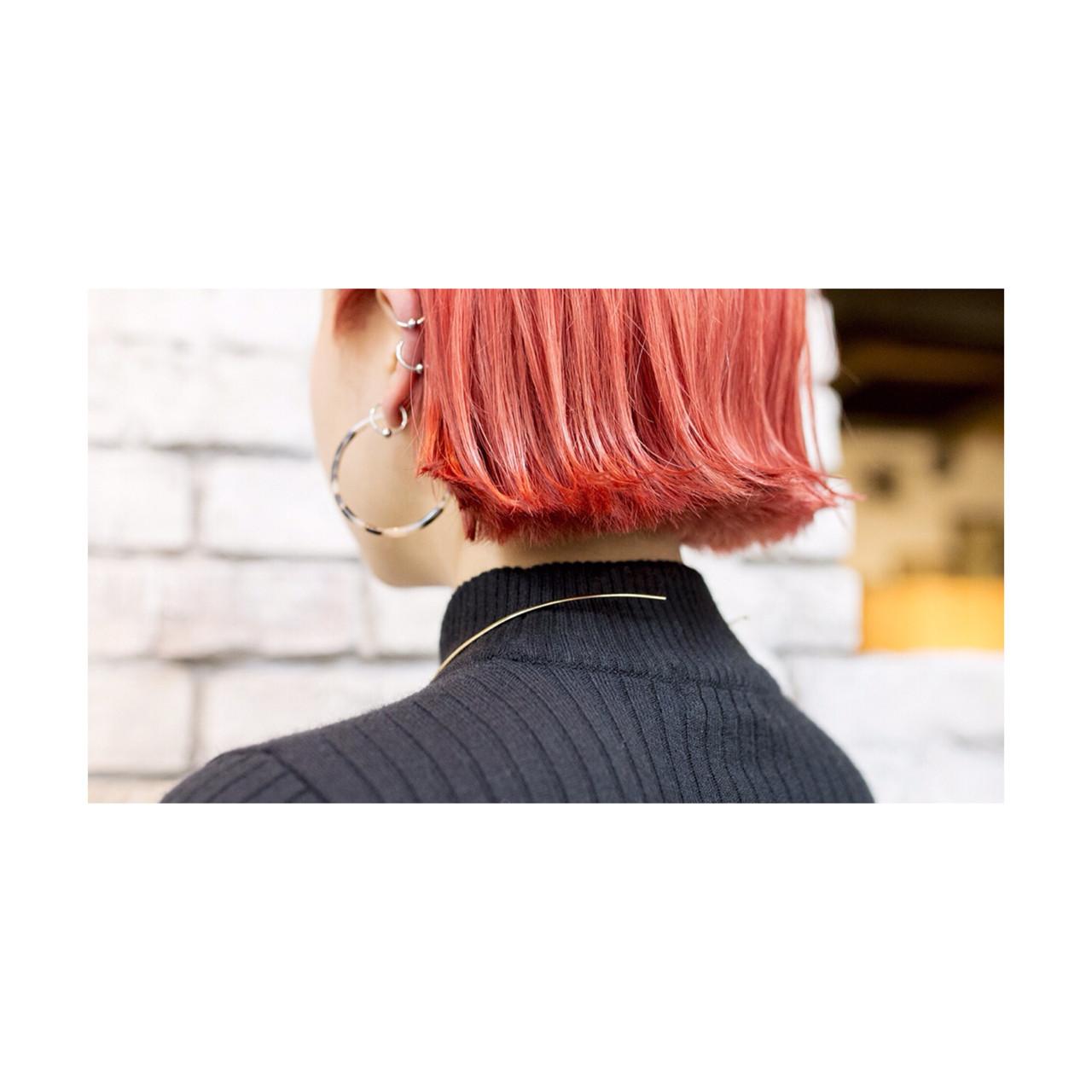 理想の髪に近づくために。意外と知らない!?ダブルカラーの効果とは♡ 佐藤 祐亮 / Ravo HAIR