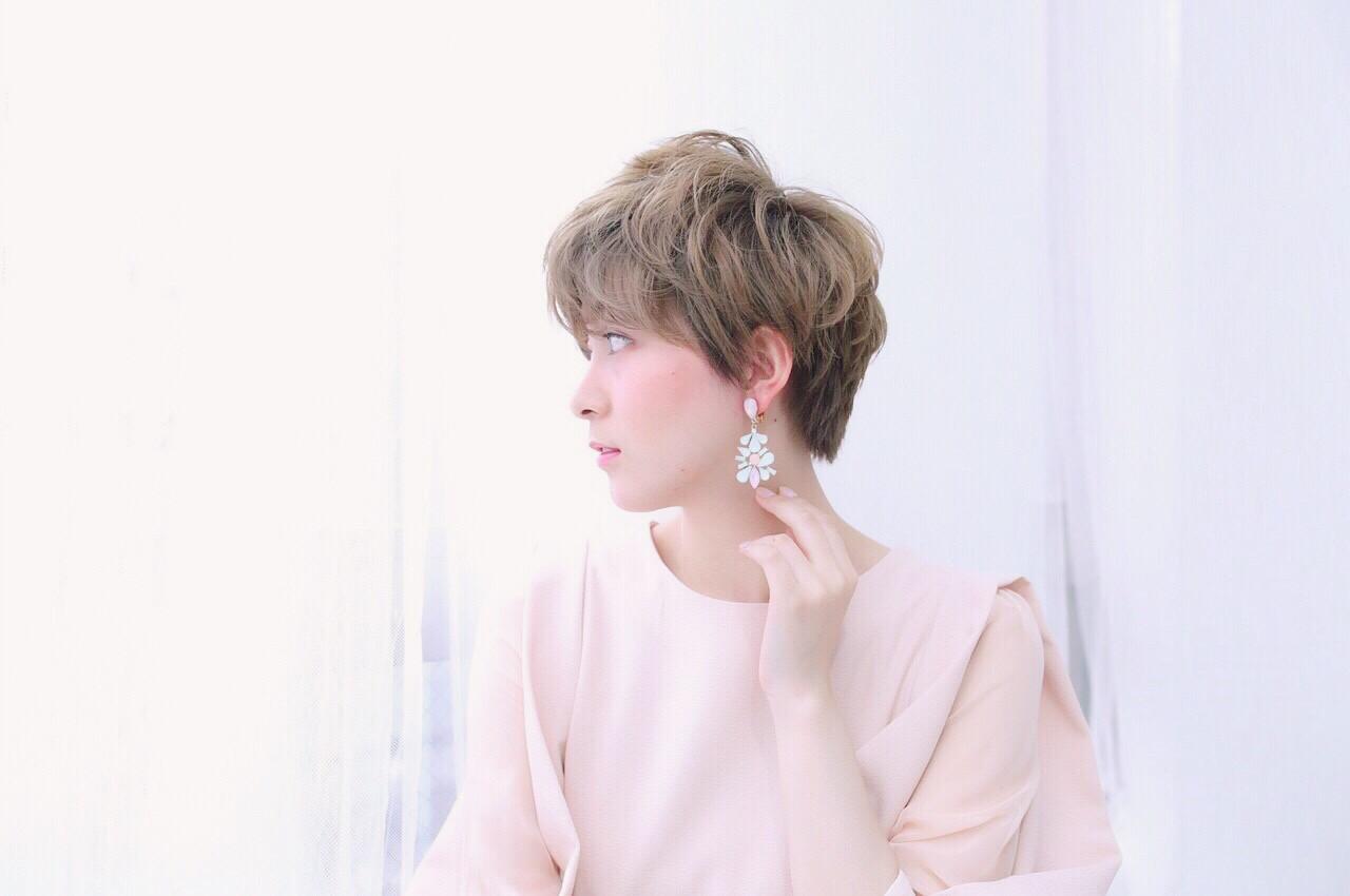 """2016年トレンドカラー""""くすみピンク""""に合うヘアスタイル大特集♡ 安永 唯"""