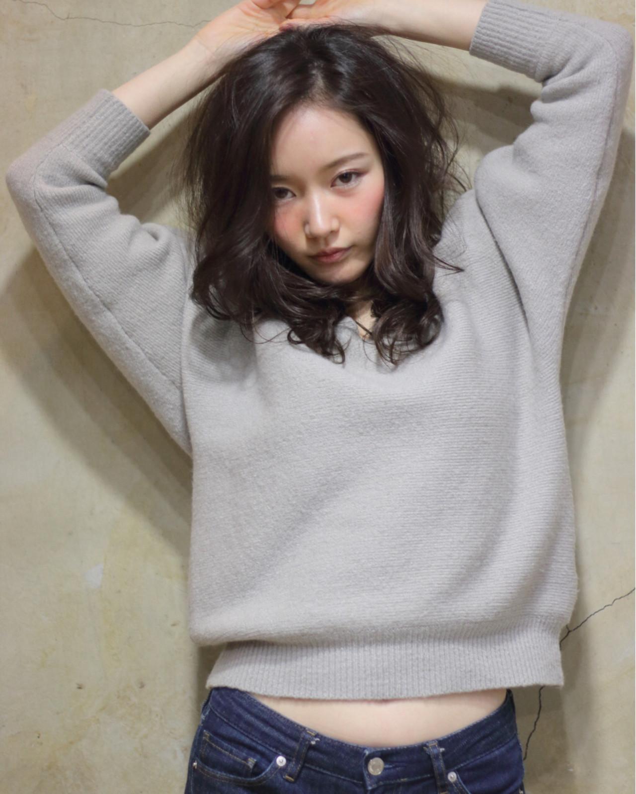 """テイスト七変化♡ ファッション""""自由形""""女子はミディアムでキメるっ! 阿部隆幸"""