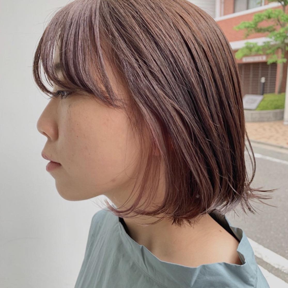 hair編集部が厳選したかわいいカラースタイル