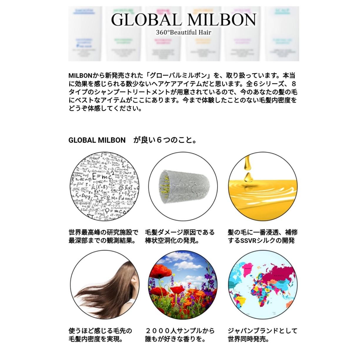 グローバルミルボン