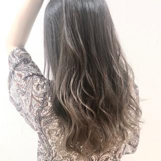 3Dハイライト 地毛ハイライト 大人ハイライト ハイライト ヘアスタイルや髪型の写真・画像