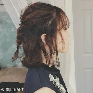 ゆるふわ ナチュラル 大人かわいい デート ヘアスタイルや髪型の写真・画像