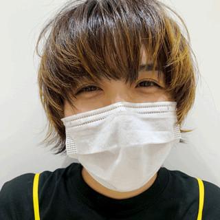 ショート ショートヘア 阿藤俊也 PEEK-A-BOO ヘアスタイルや髪型の写真・画像