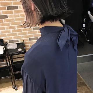 ナチュラル 女子力 ブリーチ デート ヘアスタイルや髪型の写真・画像