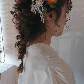 ヘアアレンジ 卒業式 成人式ヘア おしゃれ ヘアスタイルや髪型の写真・画像