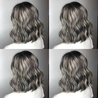 ショートボブ ショートヘア ストリート ミニボブ ヘアスタイルや髪型の写真・画像