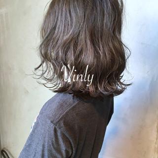 ガーリー ゆるふわ スポーツ ウェーブ ヘアスタイルや髪型の写真・画像