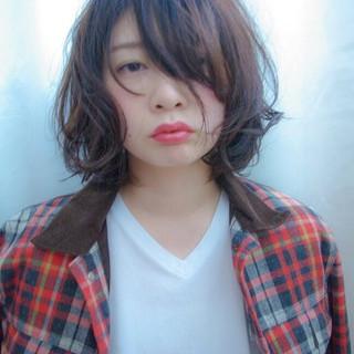 大人女子 ストリート かっこいい 前髪あり ヘアスタイルや髪型の写真・画像