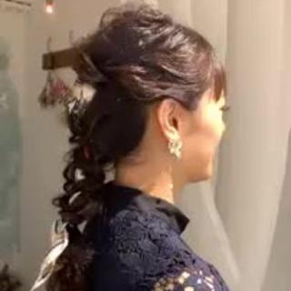 モテ髪 エレガント デート 大人かわいい ヘアスタイルや髪型の写真・画像