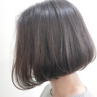 外国人風 イルミナカラー 透明感 ハイトーン ヘアスタイルや髪型の写真・画像