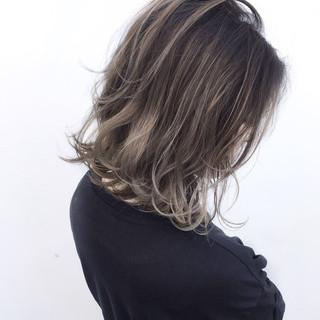外国人風 ボブ ナチュラル こなれ感 ヘアスタイルや髪型の写真・画像