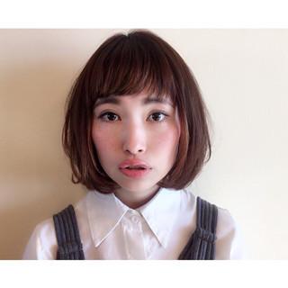 ゆるふわ フェミニン ガーリー アッシュ ヘアスタイルや髪型の写真・画像