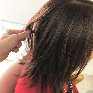 ナチュラル デート オフィス ヘアアレンジ ヘアスタイルや髪型の写真・画像