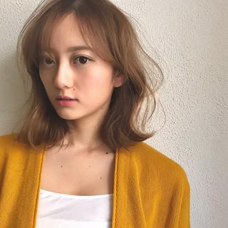 簡単ヘアアレンジ オフィス デート ナチュラル ヘアスタイルや髪型の写真・画像