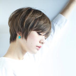 大人女子 小顔 ニュアンス 大人かわいい ヘアスタイルや髪型の写真・画像