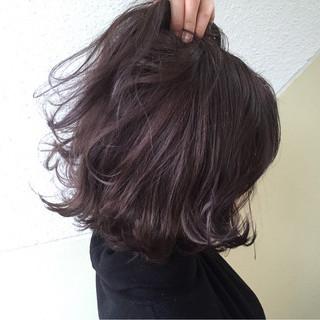 ラベンダー 抜け感 ストリート 外国人風カラー ヘアスタイルや髪型の写真・画像