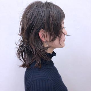 ウェットヘア ゆるふわ 透明感 女子力 ヘアスタイルや髪型の写真・画像