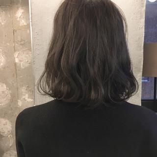結婚式 オフィス ボブ 黒髪 ヘアスタイルや髪型の写真・画像