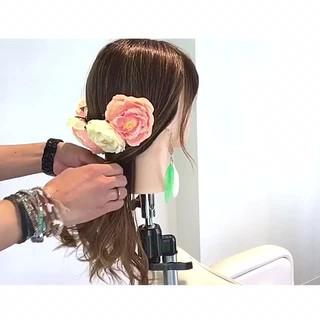 エレガント ショート 上品 ロング ヘアスタイルや髪型の写真・画像